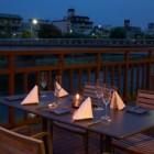京の夏と言えば川床。夕涼みをお愉しみください